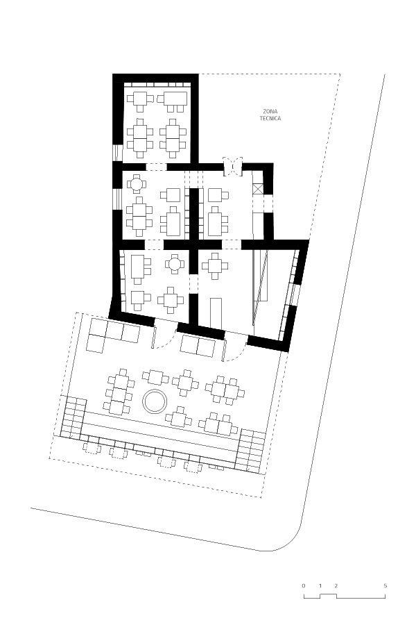 Plan of Cento61