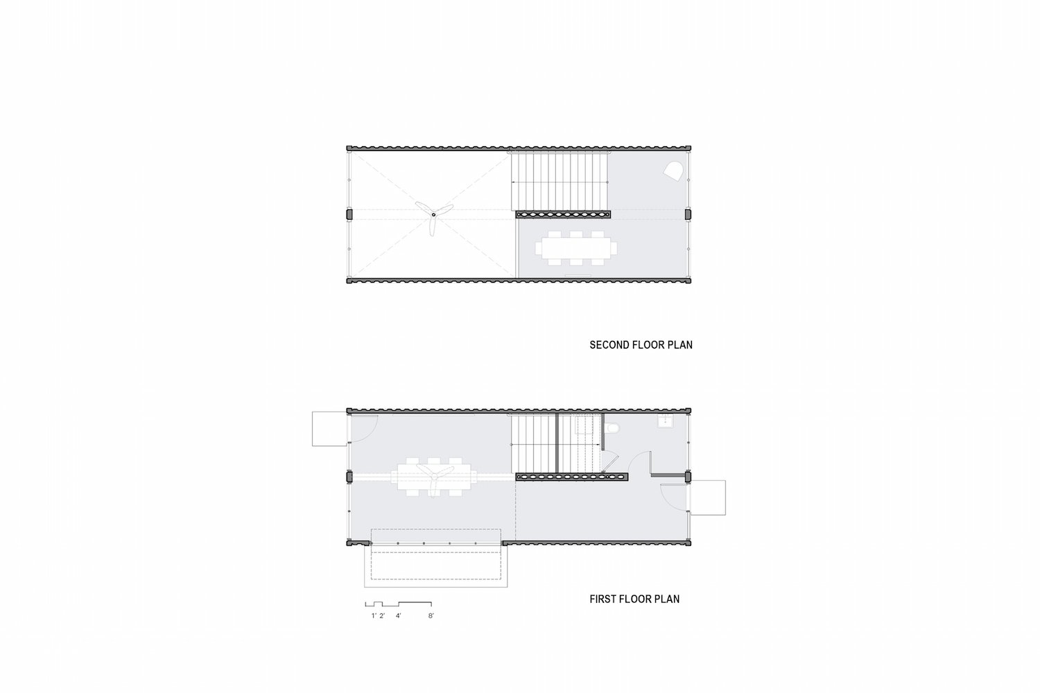 Here are the Bard College Media Lab floor plans.
