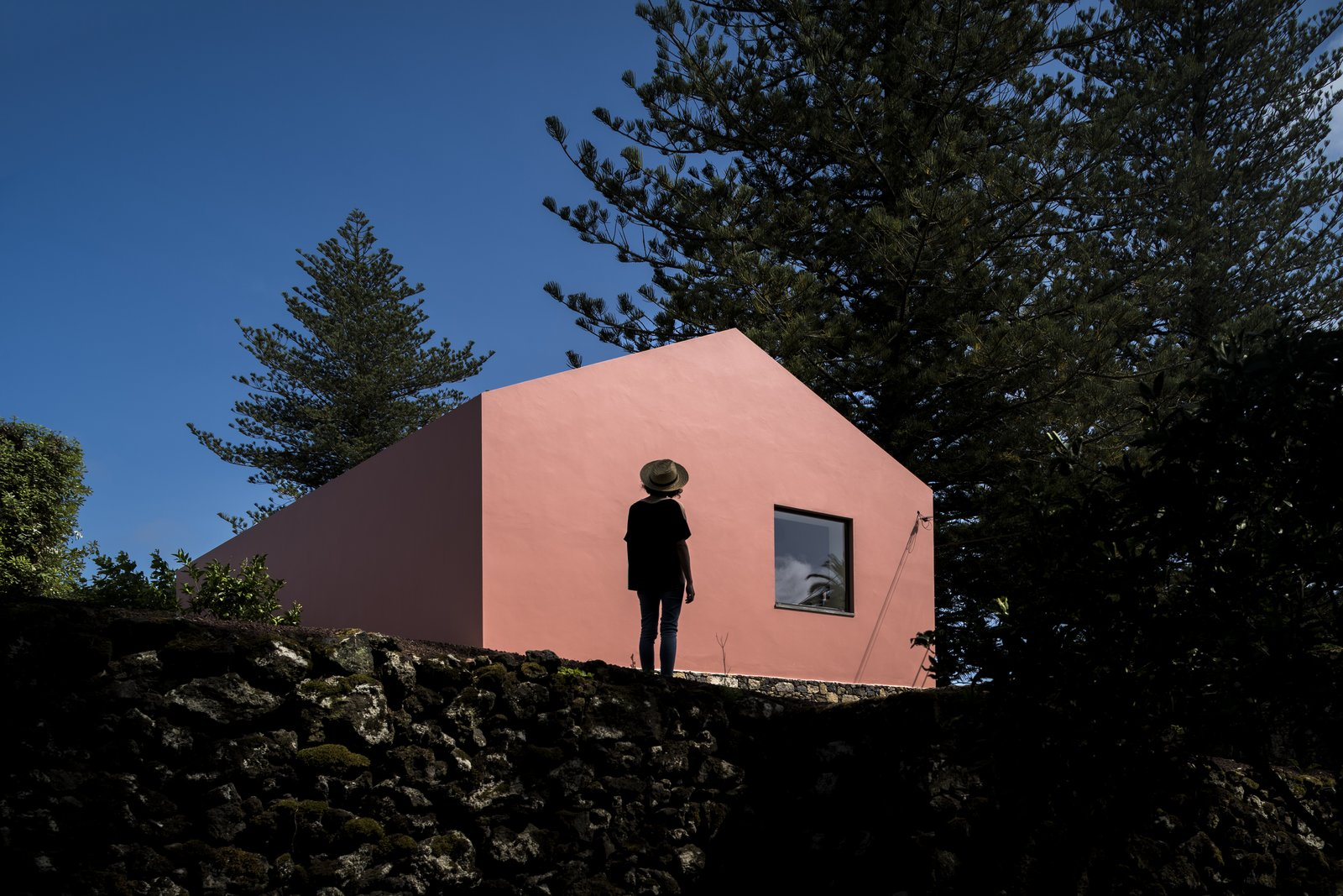Tagged: Outdoor.  Pink House by joana garcia oliveira