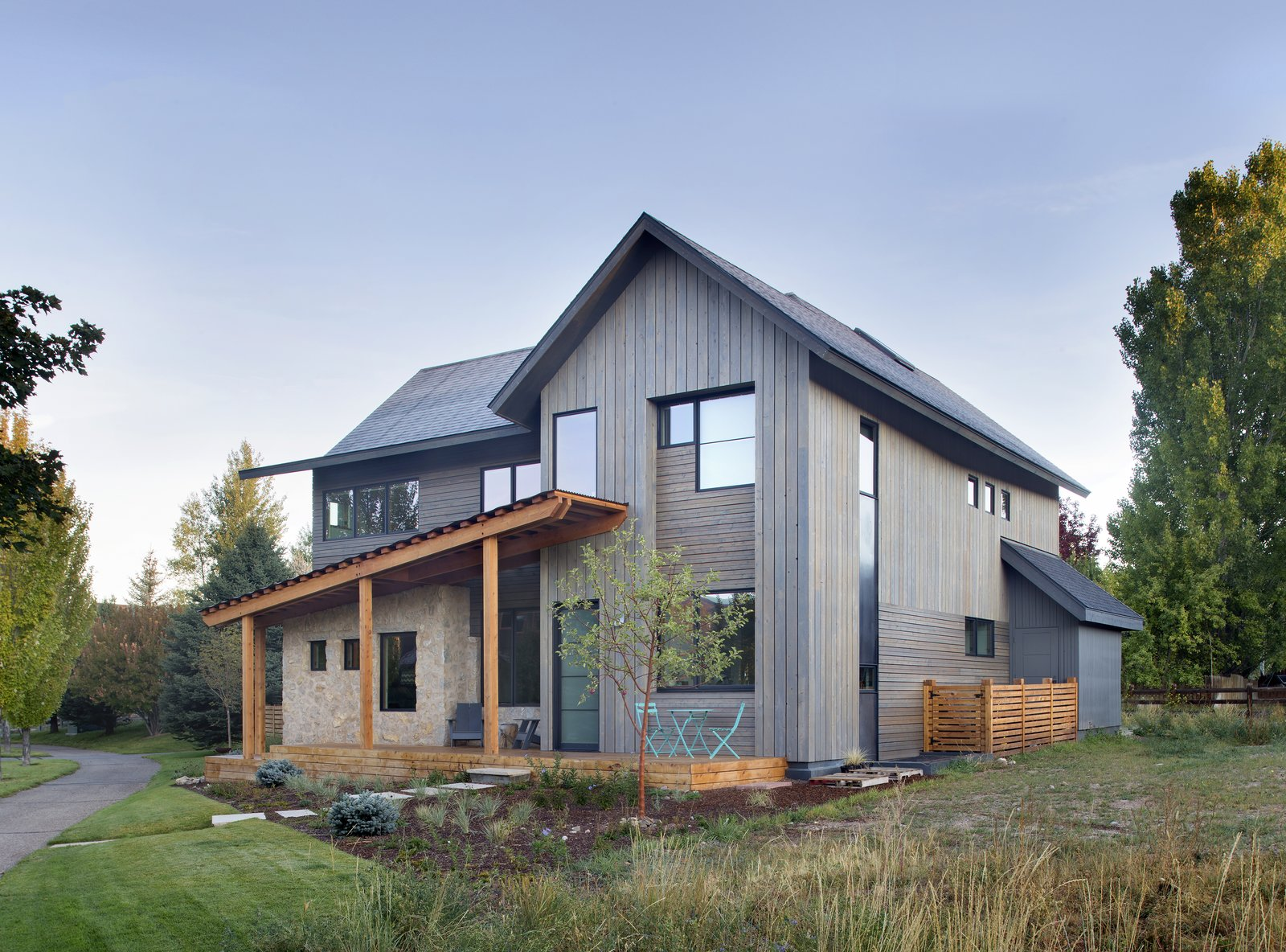 The North Bridge Residence Modern Home In Carbondale