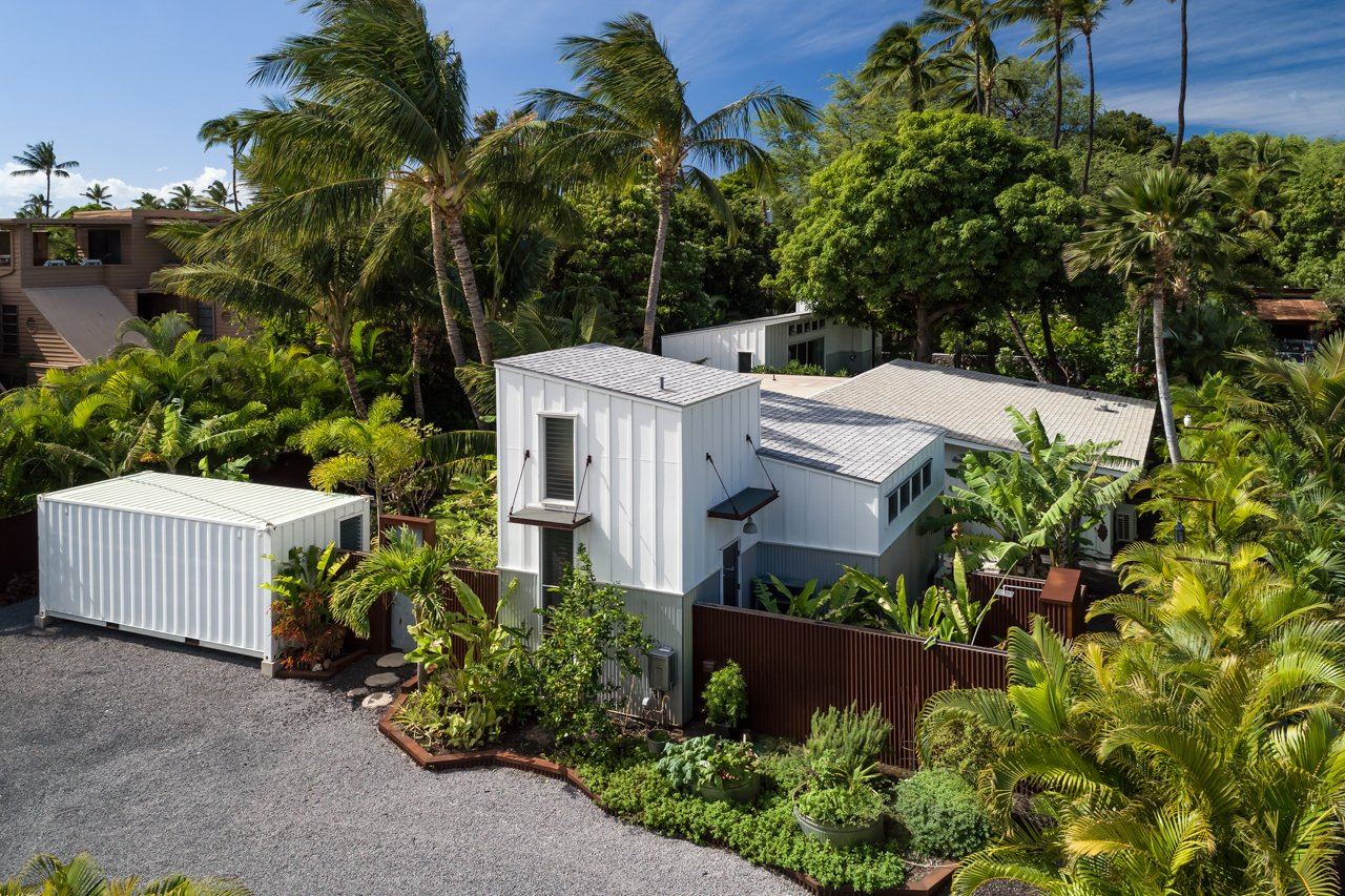 A Modern 1954 Plantation Style Home On Maui Modern Home In
