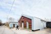 Modern home with Exterior. Photo 14 of StudioMa Architecture Design Studio