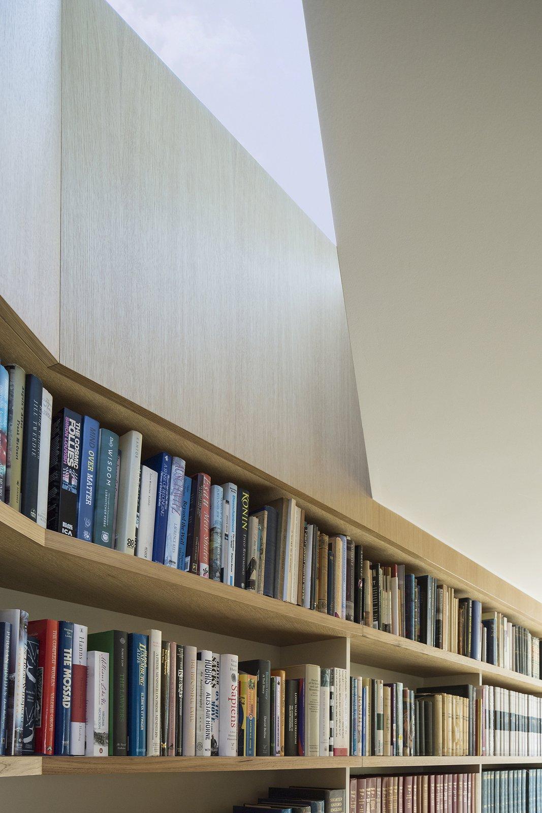 Reading Room by Studio Carver