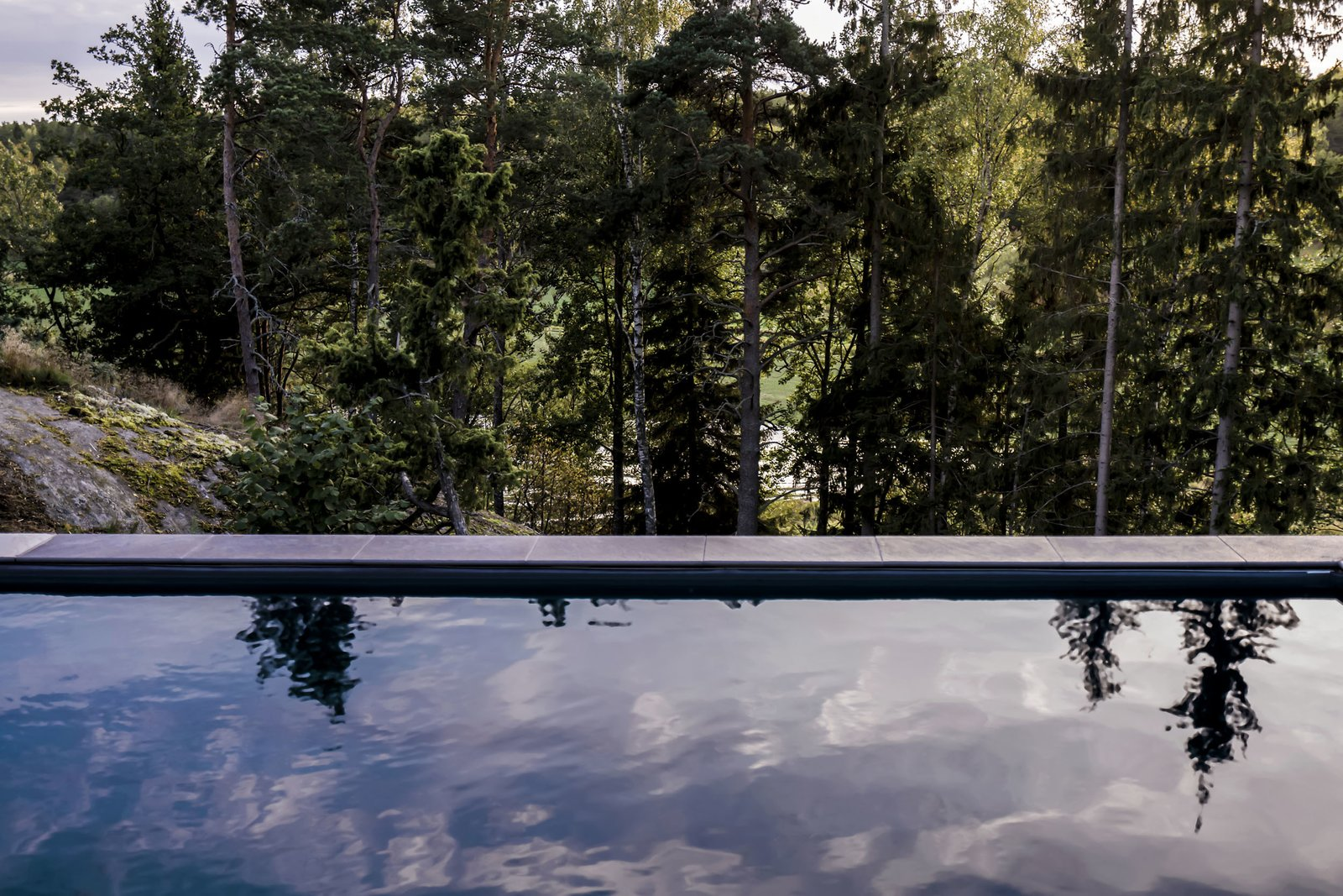 Woodland house by Erika Wennerström
