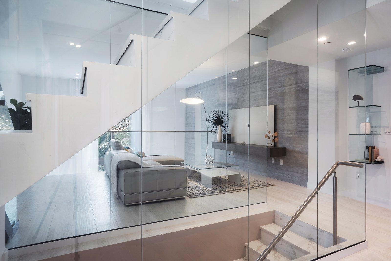 Second floor, multi-functional lounge room